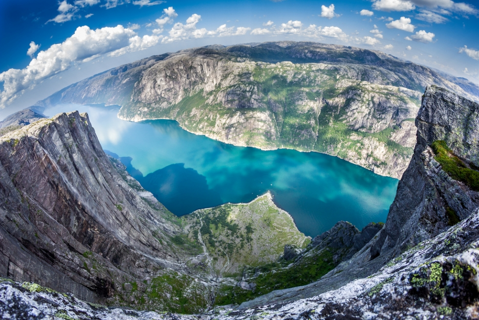 Top 10 Beautiful Fjords Around the Earth Places To See In Your