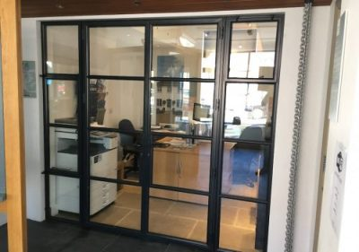 Steel Replacement French Doors in Surrey & West London | P ...