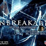 Unbreakable:  10-Year Anniversary Panel!  New York Comic-Con!