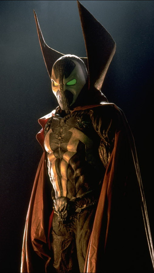Holy Crap! Rememberu2026 the Spawn Movie? : Panels on Pages