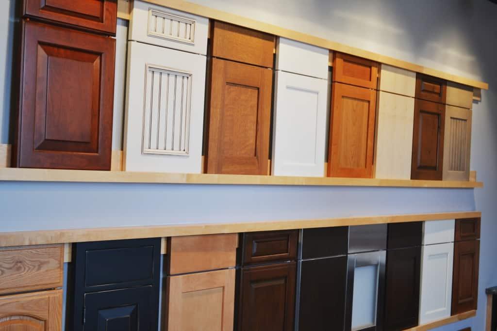 Cabinet Door Display Rack Peenmediacom