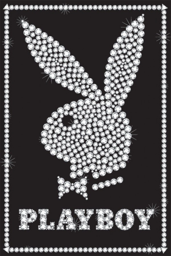 Anime Emo Boy Wallpaper Playboy Posters Playboy Bling Bunny Poster Pp30821