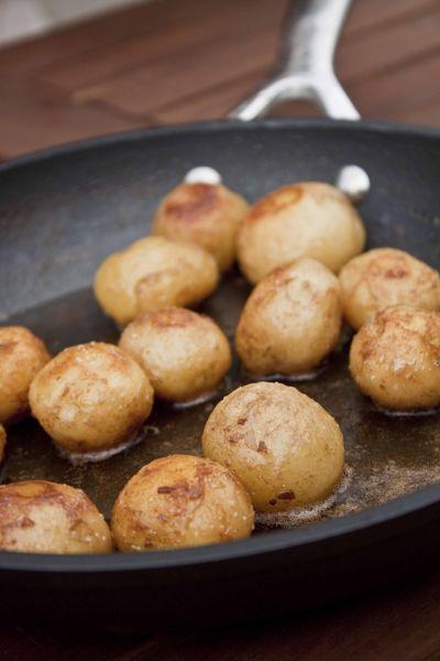 Atelier de cuisine autour de la Bonnotte de Noirmoutier: recettes de pommes de terre primeurs