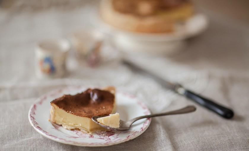 Flan pâtissier express au lait concentré sucré: le lundi, c'est permis!