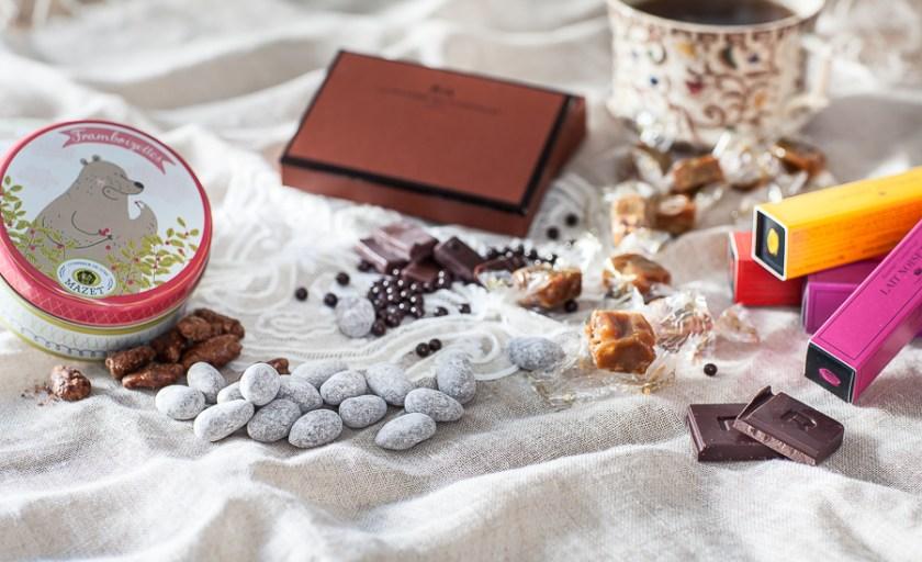Les gourmandises de l'automne 2016, chocolats, bonbons, praslines…