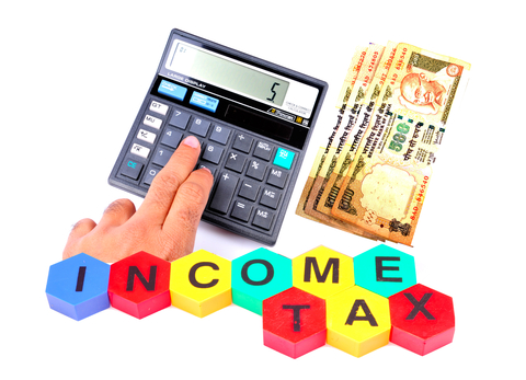 Income tax calculator for India, Download Excel based tool - income tax calculator