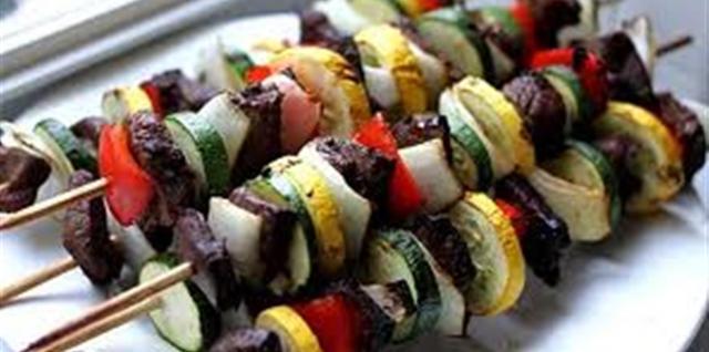 Sirloin Kebabs Recipe