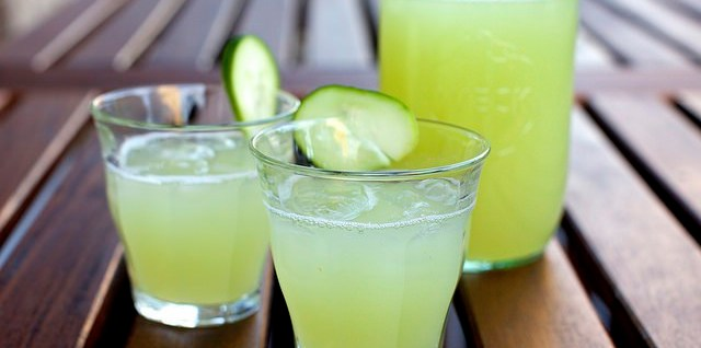 Cucumber-Lemonade