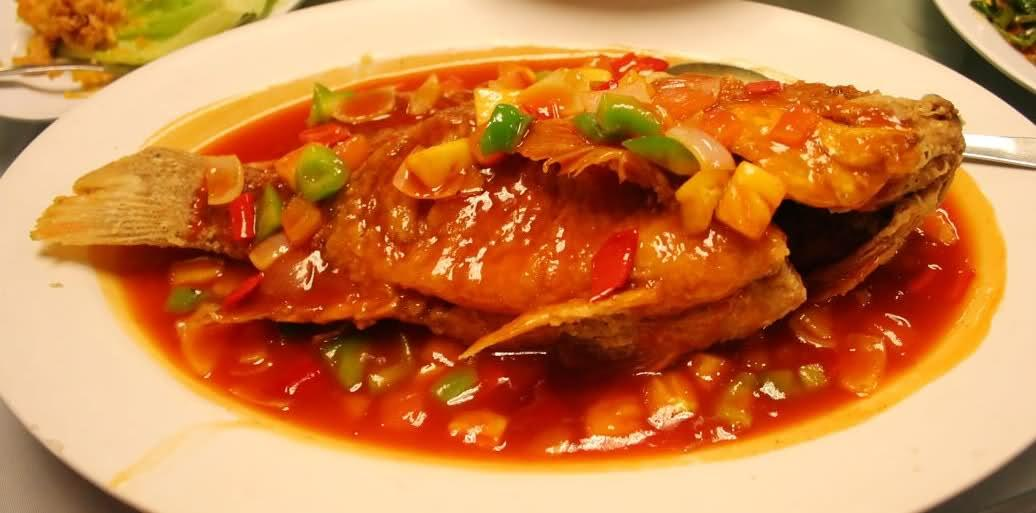 Sweet and sour fish recipe panlasang pinoy recipes for Filipino fish recipes