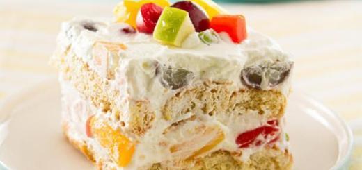 Frozen Fruit Salad Recipe