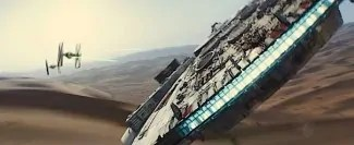 Star Wars: The Force Awakens (Star Wars. El despertar de la fuerza)