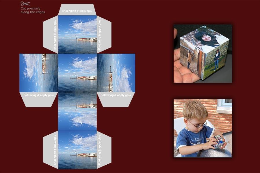 printable cube - Towerssconstruction