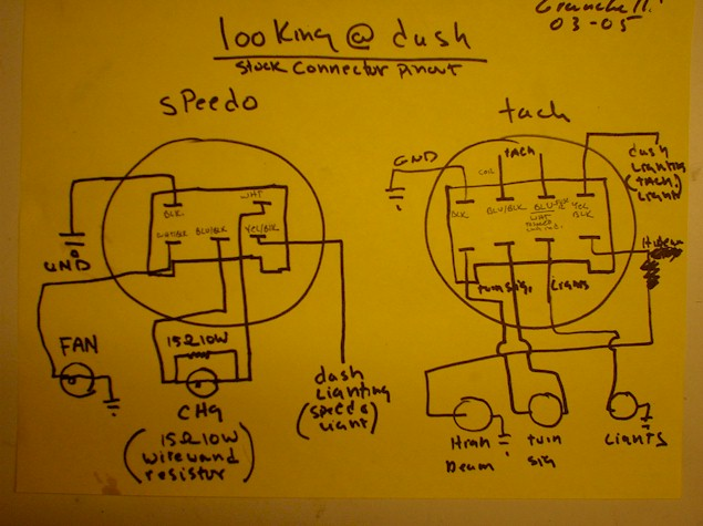 pro comp tach wiring diagram wiring diagram for autometer tach the