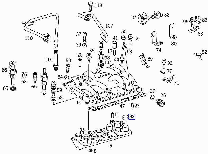1995 mercedes benz c220 wiring harness