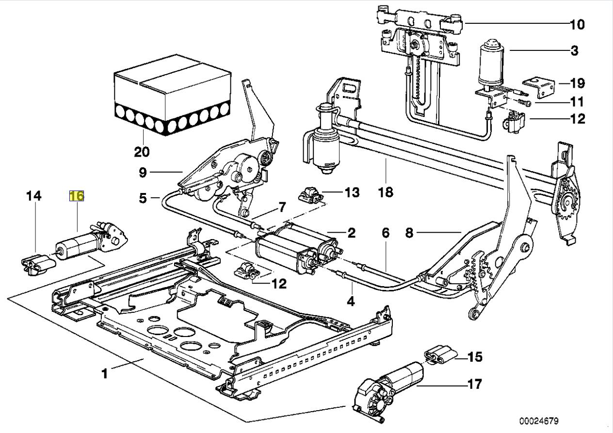 e36 mirror wiring diagram