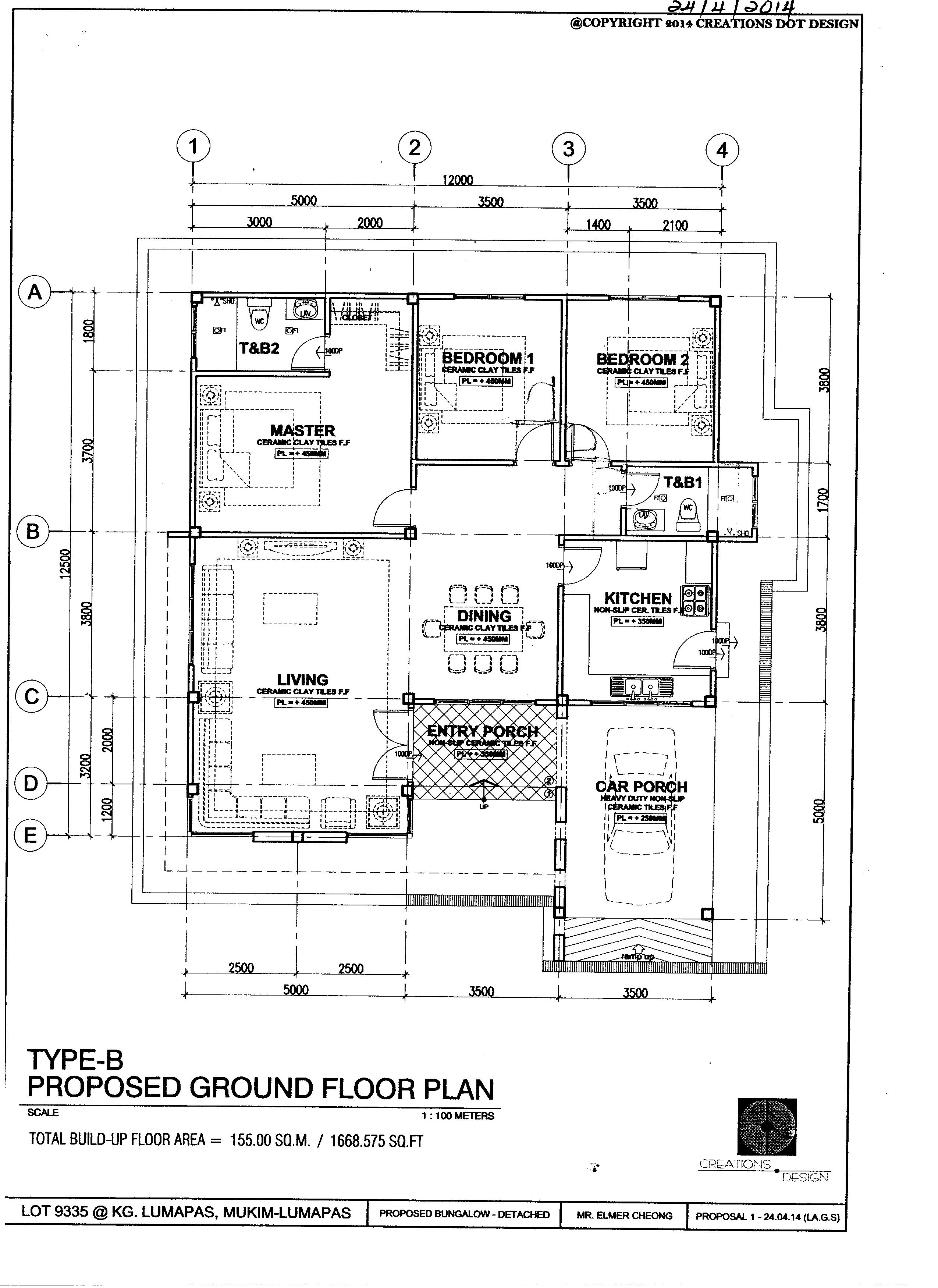 best semi bungalow house plans contemporary 3d house designs single storey semi detached house furthermore single story modern