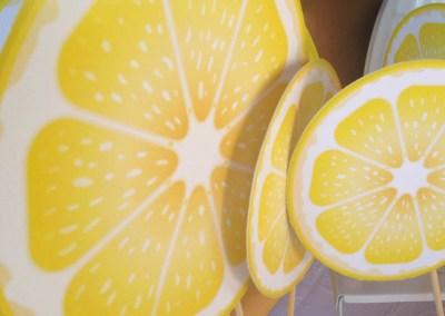 "Battesimo Estivo ""Lemon Pink"""