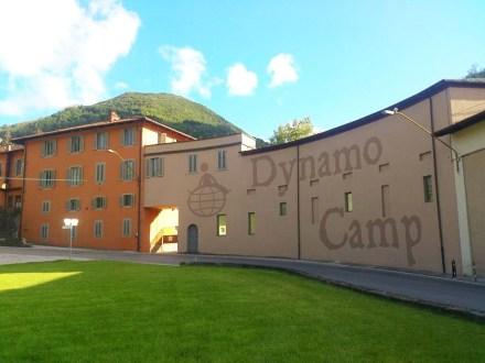 Dynamo Camp Paola Maresca Volontaria