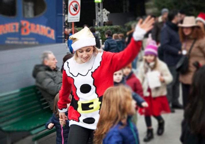 CHRISTMAS Dance Torre Branca Paola Maresca