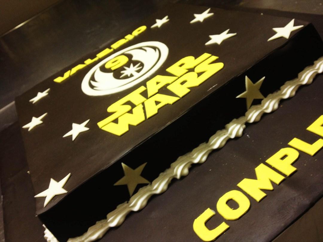 Star Wars Bday Set
