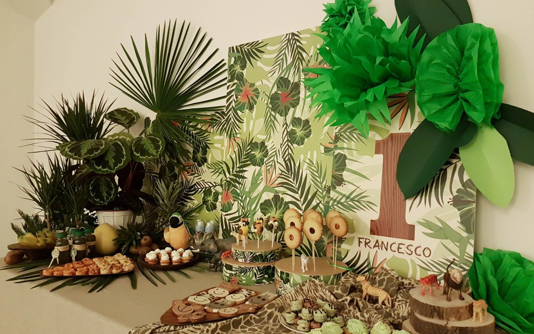 Jungle BDay Party !!