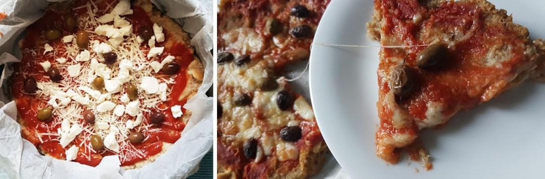Pizza di Pane Paola Maresca