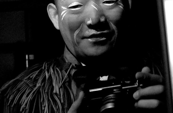 Attore del teatro dell'opera di Pechino