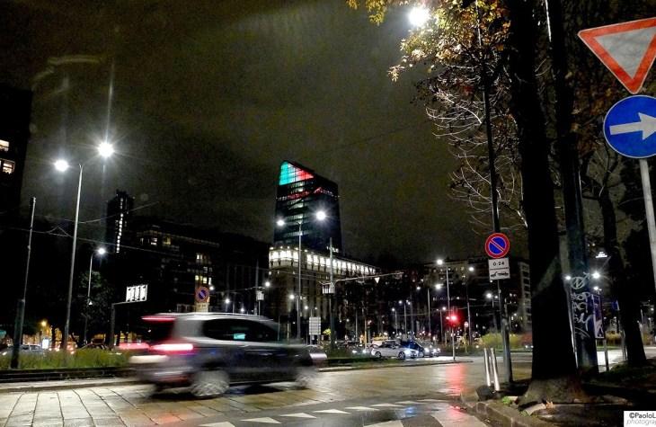 Milano via Fabio Filzi