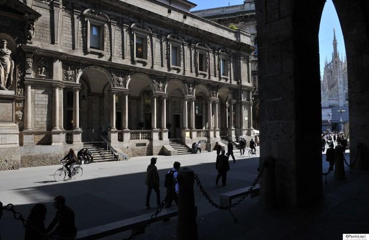 Milano Palazzo dei Giuriconsulti