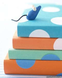 papeles originales para envolver libros