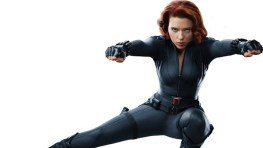 Marvel no hizo una figura de La Viuda Negra, así que está madre la creó!