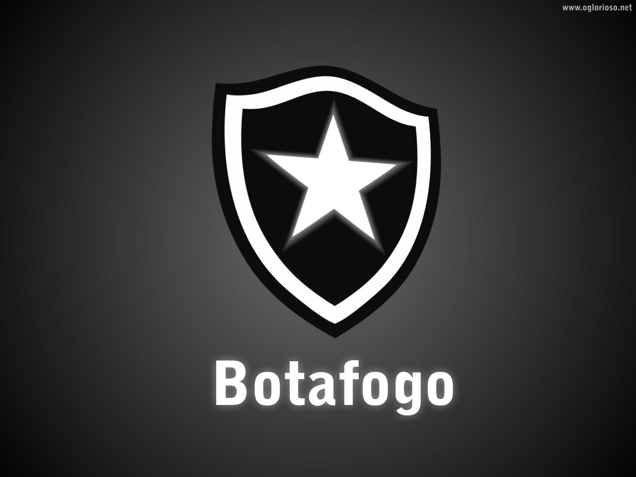 3d Wallpaper For Iphone Se Papel De Parede Botafogo Escudo Wallpaper Para Download