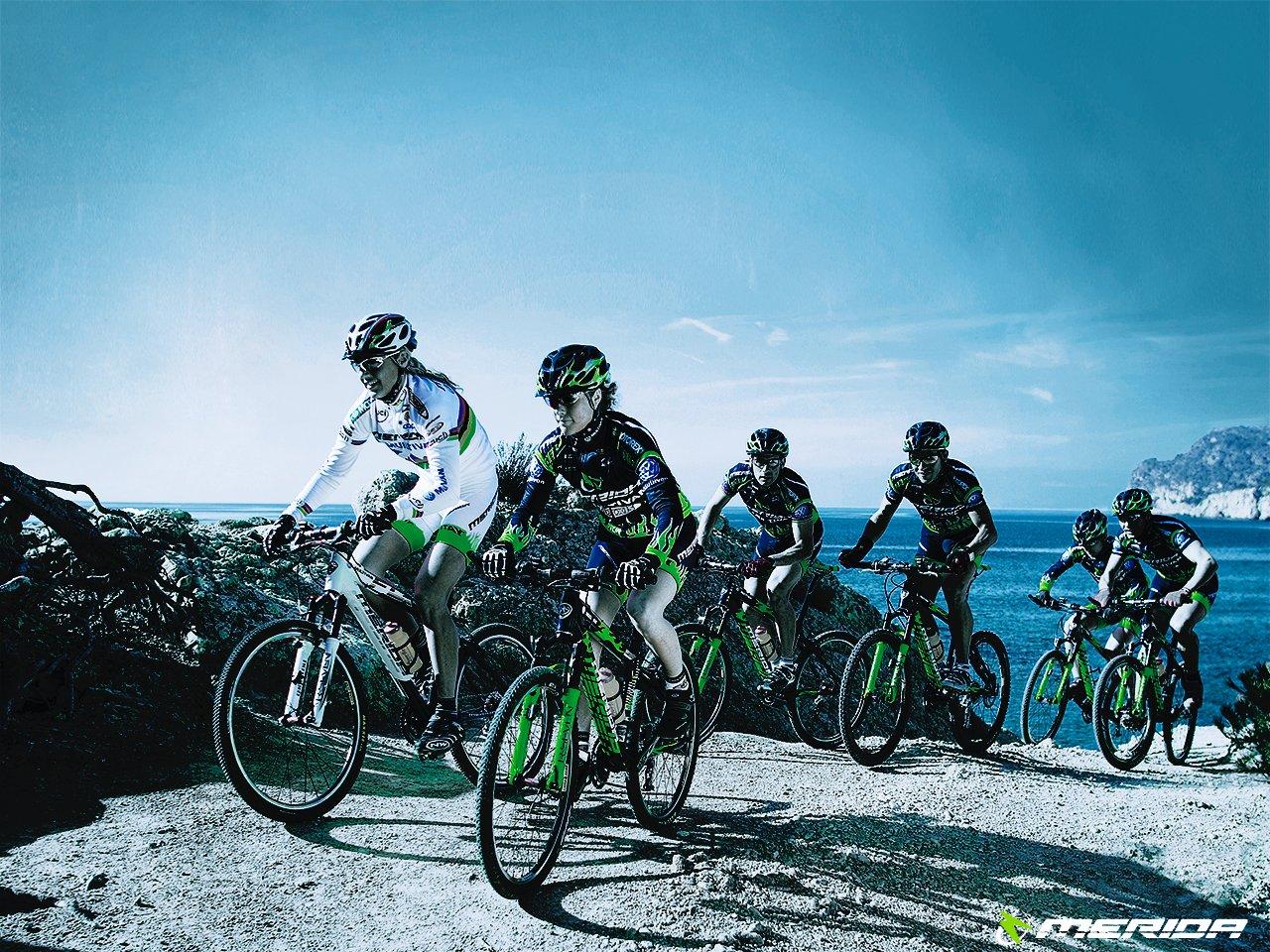 Bike Girl Iphone Wallpaper Papel De Parede Grupo De Mountain Bike Wallpaper Para