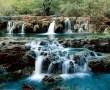 Papel de Parede Água e pedra