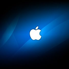 Papel de parede 'Apple Mac #1'