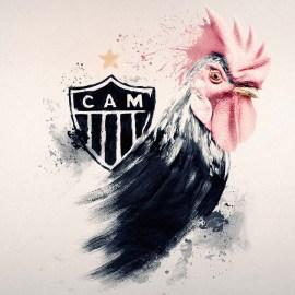 Papel de parede 'Atlético Mineiro – Galo'