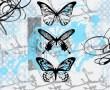 Papel de Parede Borboletas – Desenhos
