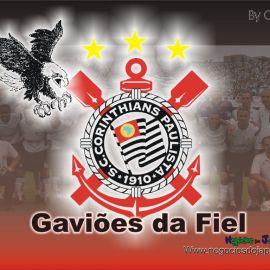 Papel de parede 'Corinthians Gaviões da Fiel'