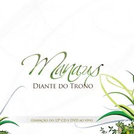 Papel de parede 'Diante do Trono – Manaus'