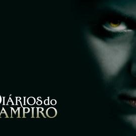 Papel de parede 'Diários de um Vampiro'
