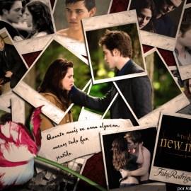 Papel de parede 'Edward e Bela – Quanto mais se ama…'