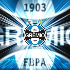Papel de parede 'Escudo do Grêmio'