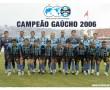 Papel de Parede Grêmio Campeão gaúcho 2006