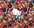 Papel de Parede Hello Kitty – Sucesso