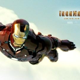 Papel de parede 'Homem de Ferro #3'