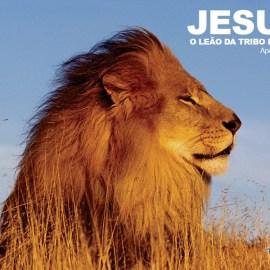 Papel de parede 'Jesus – leão da tribo de Judá'