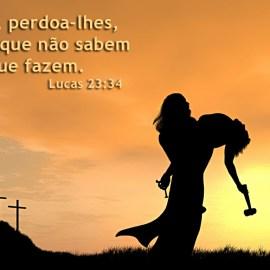Papel de parede 'Lucas 23:34'