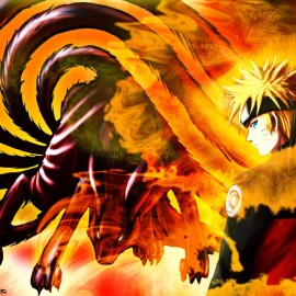 Papel de parede 'Naruto – Animal'