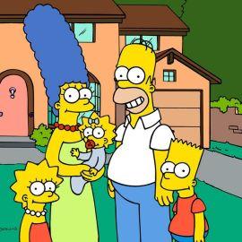 Papel de parede 'Os Simpsons – Engraçados'