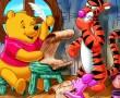 Papel de Parede Pooh – Escrevendo